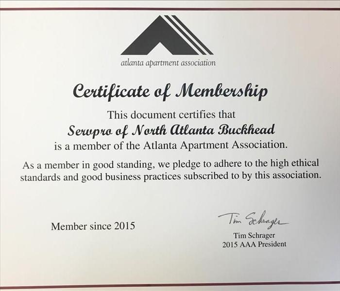 We Are Proud To Be Members