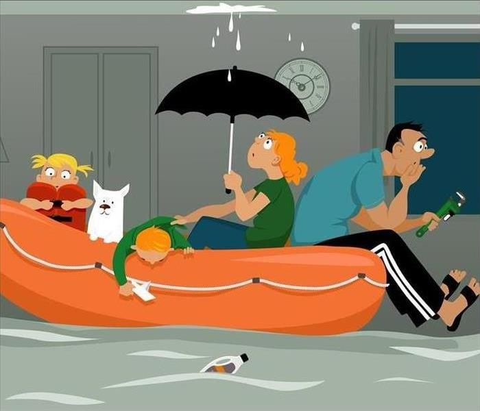 Water Damage Water Damage Emergency Services Available For Your Home In Acworth