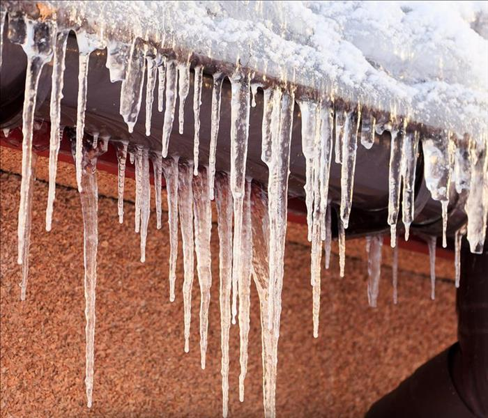 Mold Remediation How Do Ice Dams Result In Mold Damage?