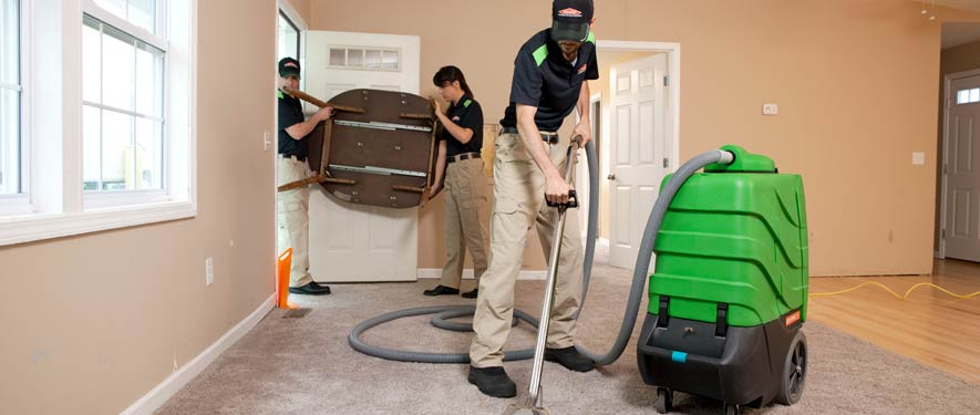 Acworth, GA residential restoration cleaning